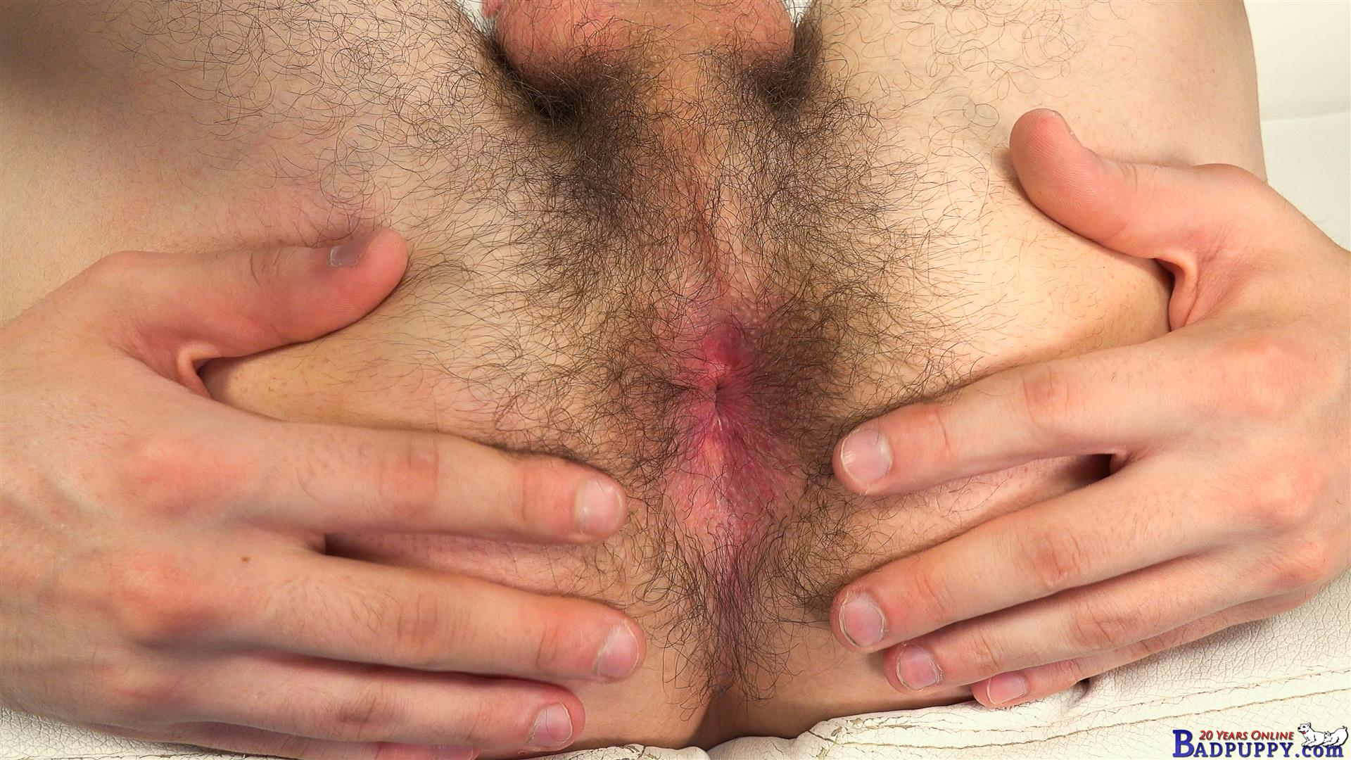 Valer-Starek-Badpuppy-Masturbation-Big-Uncut-Cock-Hairy-Ass-Amateur-Gay-Porn-19 Young Czech Guy Auditions For Gay Porn With His Big Uncut Cock And Hairy Ass